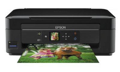Epson Expression Home XP322