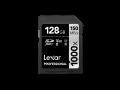 Lexar UHS-II SDXC 1000x Pro128GB
