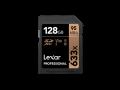 Lexar UHS-I U1 SDXC 633x Pro*128GB