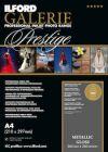 ILFORD PRESTIGE METALLIC GLOSS Inkjet Paper 260gsm A3 x 25 Sheets