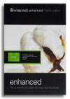 Somerset Enhanced Radiant White Satin  225gsm A4 25 Sheets