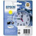 Epson 27XL Ink T2714 Yellow Original Epson Ink Cartridge (10.4ml ink) - Clock