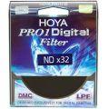 Hoya 82mm Pro-1 Digital ND32 Filter
