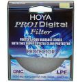 Hoya 62mm Pro-1D Protection Filter
