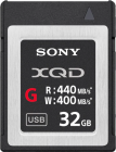 Sony 32GB XQD Flash Memory Card G SERIES