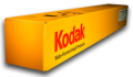 "Kodak Water-Resistant Removable Vinyl (6mil) 36"" x 60ft"